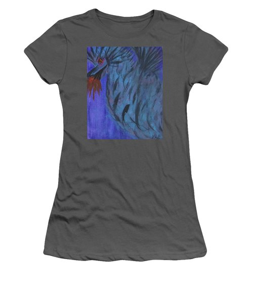 Do Not Dare The Dragon Women's T-Shirt (Athletic Fit)