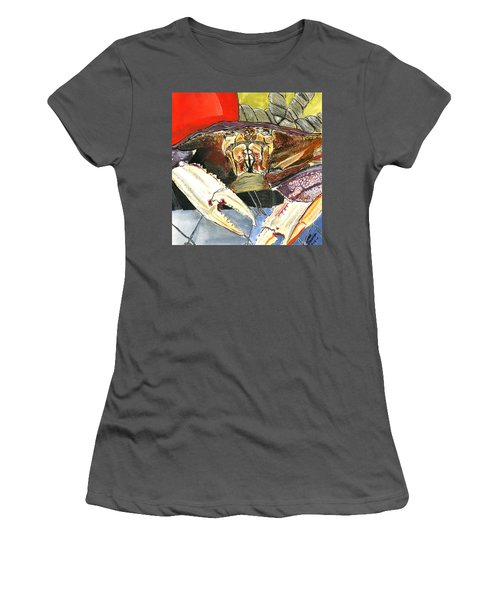 Dungeness Women's T-Shirt (Athletic Fit)
