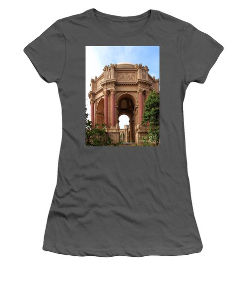 Exploratorium San Francisco Women's T-Shirt (Athletic Fit)