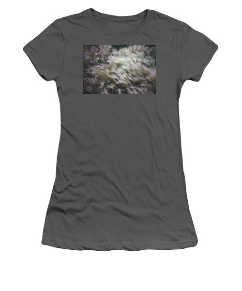 Foxtail Barley And Campion Women's T-Shirt (Athletic Fit)