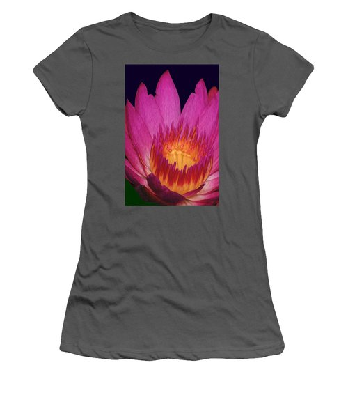 God Is Everywhere Women's T-Shirt (Athletic Fit)