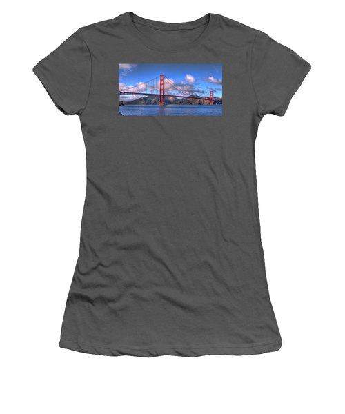 Golden Women's T-Shirt (Athletic Fit)