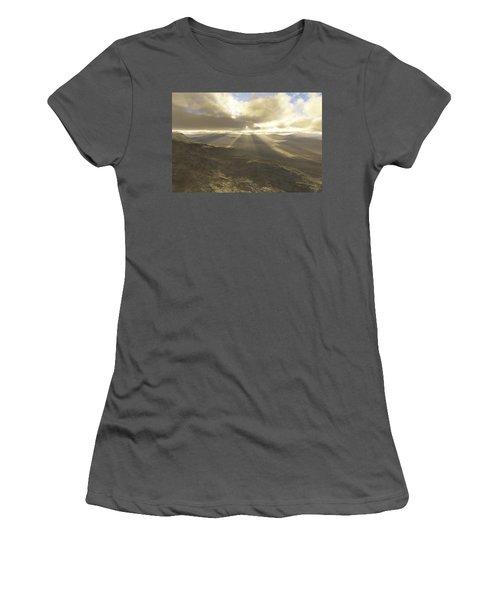 Great Valley Women's T-Shirt (Junior Cut) by Mark Greenberg