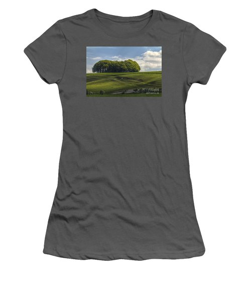 Hackpen Hill Women's T-Shirt (Athletic Fit)