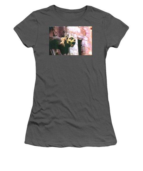Hear No Evil Women's T-Shirt (Athletic Fit)