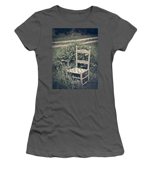 In The Moment Women's T-Shirt (Athletic Fit)