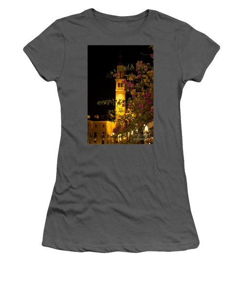 Inviting Beauty Women's T-Shirt (Athletic Fit)