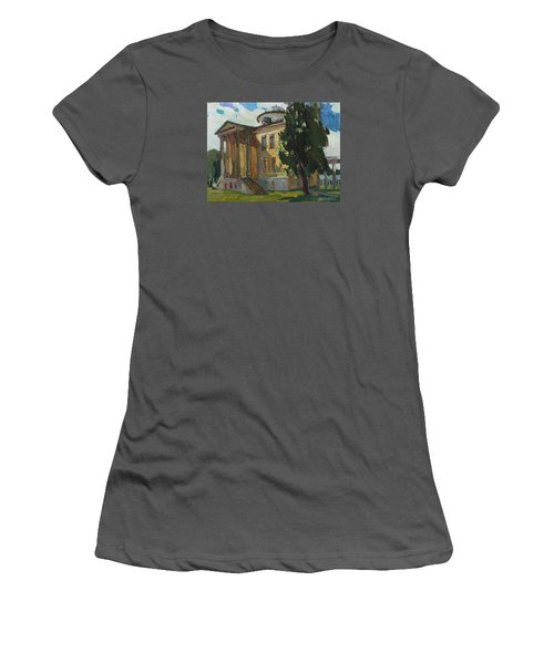 July Day In Russian Estate Women's T-Shirt (Athletic Fit)
