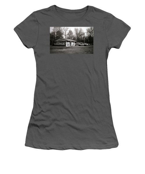 Mike's Lounge Women's T-Shirt (Athletic Fit)