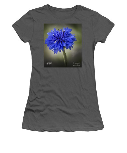 Morning Surprise - Artist Cris Hayes Women's T-Shirt (Athletic Fit)