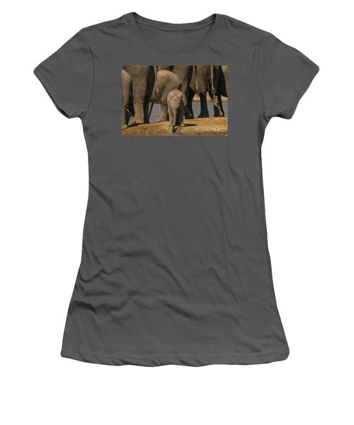 My Own Pool Women's T-Shirt (Athletic Fit)