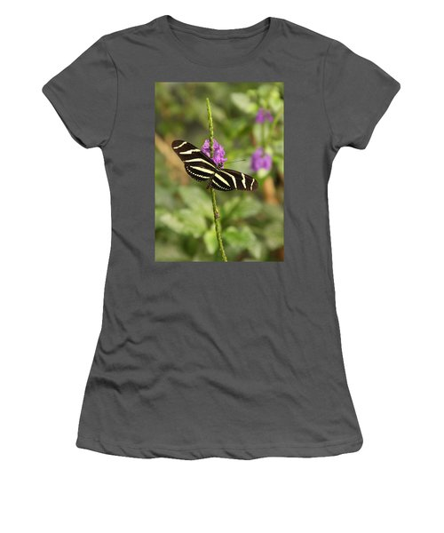 Natures Art Women's T-Shirt (Athletic Fit)