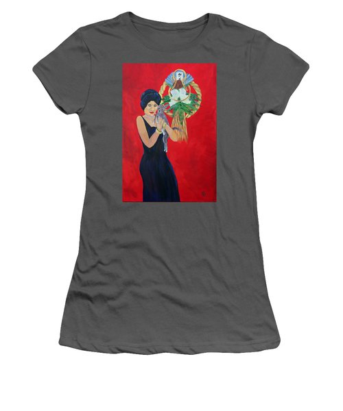 New Years Baby Women's T-Shirt (Athletic Fit)