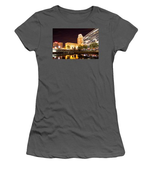 Night Life Women's T-Shirt (Athletic Fit)
