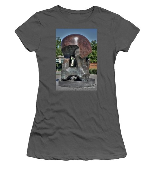 Nuclear Energy Women's T-Shirt (Athletic Fit)