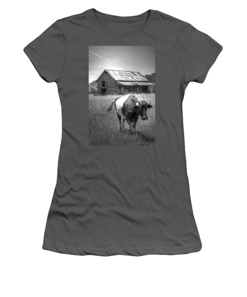 On The Move Women's T-Shirt (Junior Cut) by David Troxel