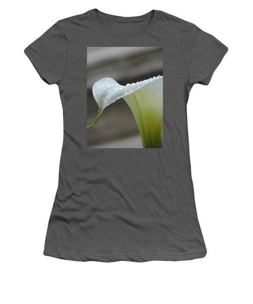 Women's T-Shirt (Junior Cut) featuring the photograph Peaceful Moments by Tiffany Erdman