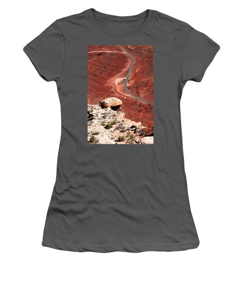 Red Rover Women's T-Shirt (Athletic Fit)
