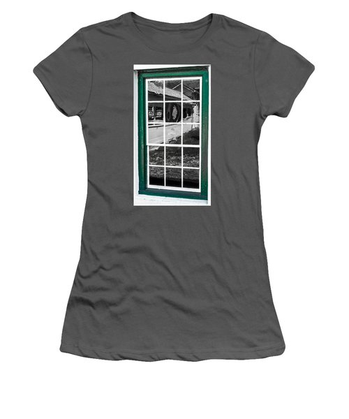 Reflections Of The Past Women's T-Shirt (Athletic Fit)