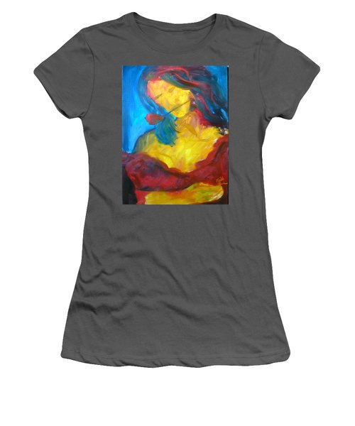 Sangria Dreams Women's T-Shirt (Athletic Fit)