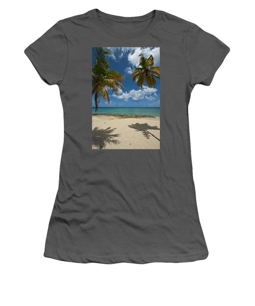 St Croix Afternoon Women's T-Shirt (Athletic Fit)