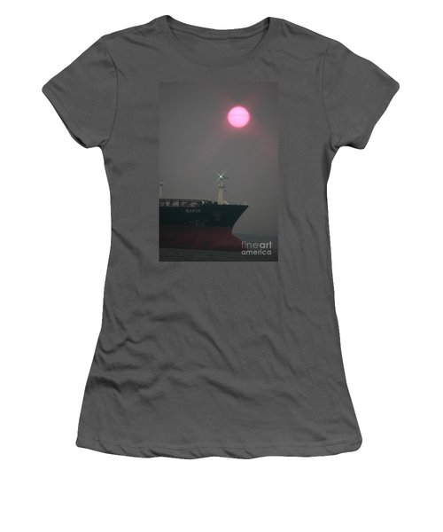 Straits Of Verrazano Women's T-Shirt (Athletic Fit)