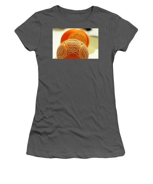 Terracotta Lampshade Women's T-Shirt (Athletic Fit)
