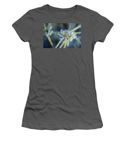 The Beauty Of Winter Women's T-Shirt (Junior Cut) by Ellen Heaverlo