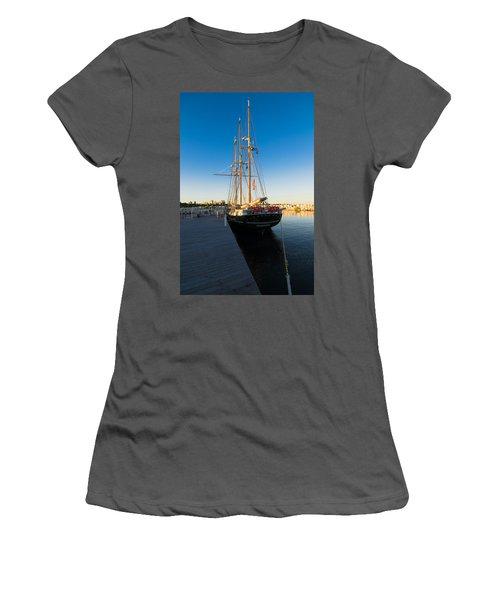 The Denis Sullivan Women's T-Shirt (Athletic Fit)