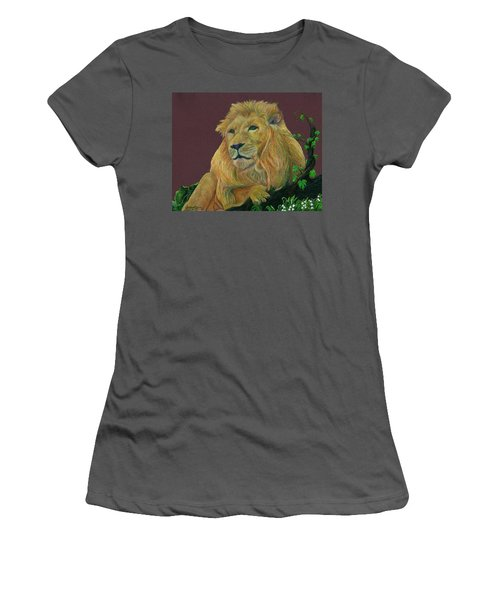 The Mighty King Women's T-Shirt (Athletic Fit)