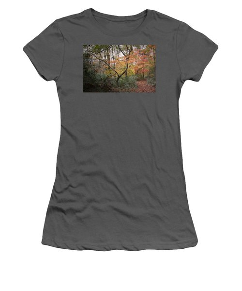 Walk Of Change Women's T-Shirt (Athletic Fit)
