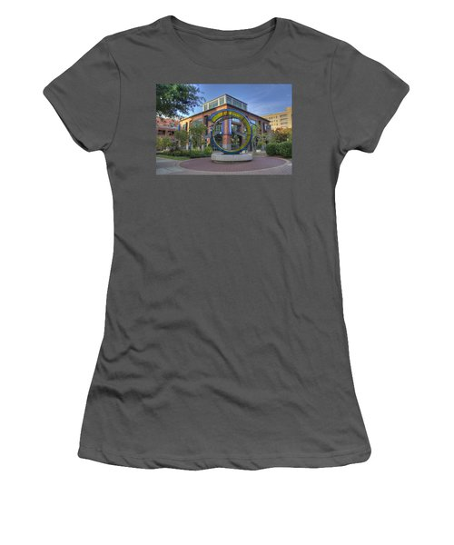 Waterhouse Pavilion Women's T-Shirt (Athletic Fit)