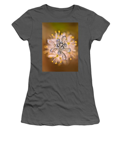 Wild Hyacinth Women's T-Shirt (Athletic Fit)