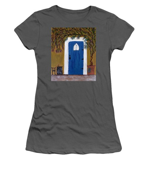 Wisteria Winery Women's T-Shirt (Athletic Fit)