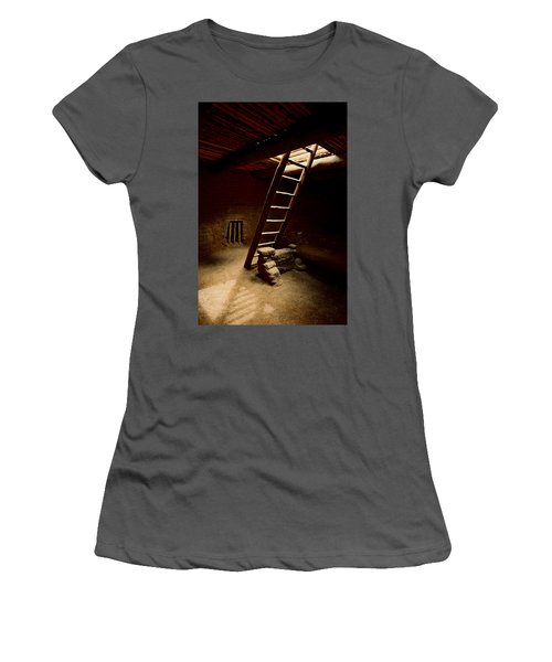 House Of Reflection And Prayer Women's T-Shirt (Athletic Fit)