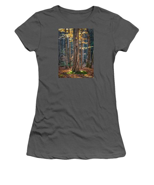#0187 - Dummerston, Vermont Women's T-Shirt (Athletic Fit)