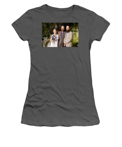 05_21_16_5322 Women's T-Shirt (Junior Cut) by Lawrence Boothby