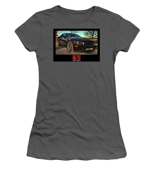 Women's T-Shirt (Junior Cut) featuring the photograph 4 by John Crothers