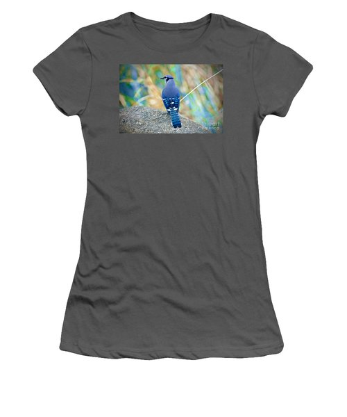 A Rock Beauty Women's T-Shirt (Athletic Fit)