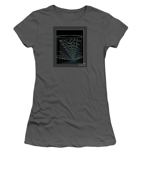 Abstract 13 Women's T-Shirt (Athletic Fit)