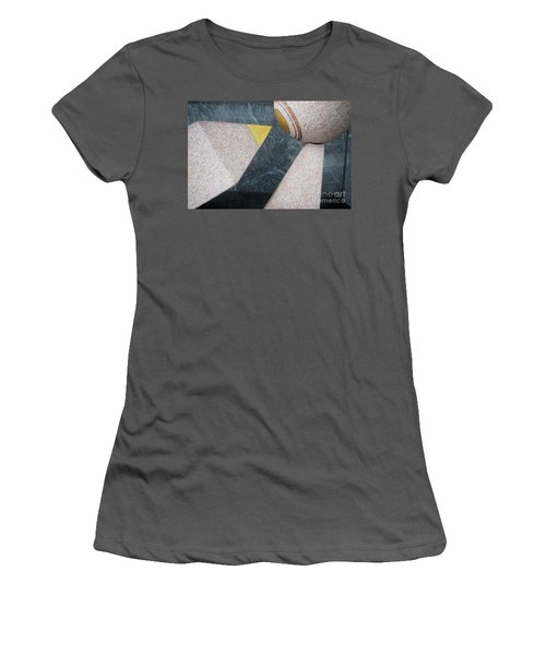 Abstract Two  Women's T-Shirt (Athletic Fit)