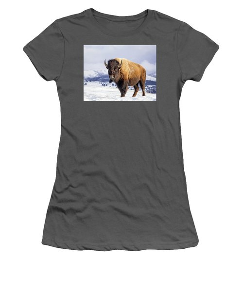 American Legend Women's T-Shirt (Athletic Fit)