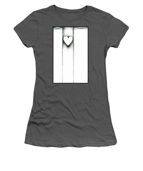 Ascending Heart Women's T-Shirt (Athletic Fit)