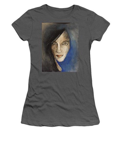 Ash  Women's T-Shirt (Junior Cut) by Steve  Hester