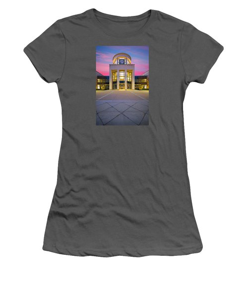 Beaver County Courthouse  Women's T-Shirt (Athletic Fit)