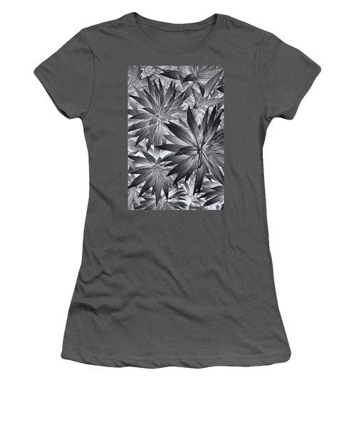 Women's T-Shirt (Junior Cut) featuring the photograph Botanical by Wayne Sherriff