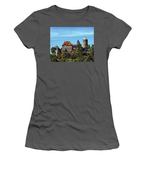 Burg Colmberg Women's T-Shirt (Athletic Fit)