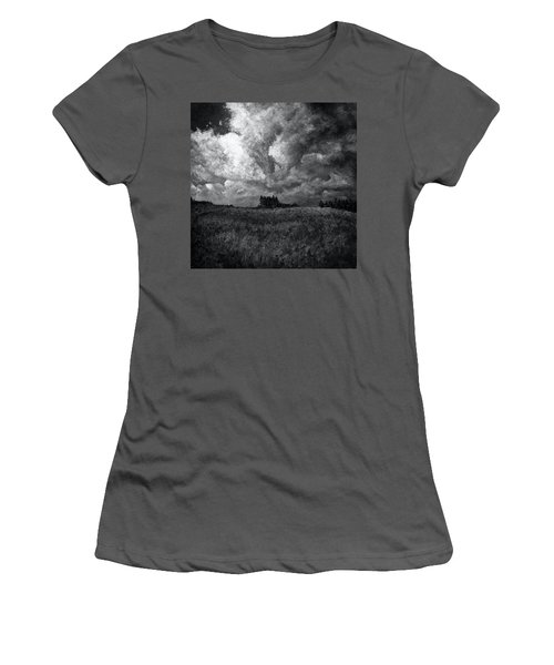 Cloudscape 1 Women's T-Shirt (Athletic Fit)