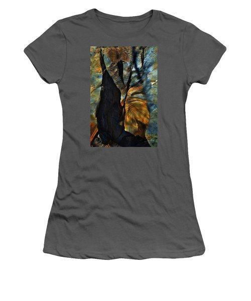 Faces Women's T-Shirt (Athletic Fit)