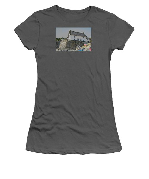 Fishermans Cottage Women's T-Shirt (Athletic Fit)